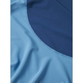 Berghaus Super Tech Sous-vêtement sans manches Femme, campanula/galaxy blue
